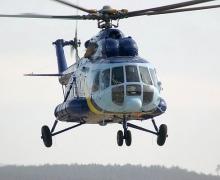 В Киеве появился вертодром