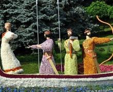 Жителей Киева постараются удивить разнообразием цветов