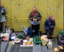 В киевском метро временно запретили торговлю
