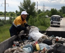 "Озеро ""Вырлица"" очистили от 3 тонн мусора"