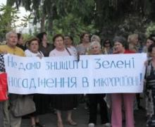 Депутат просит прокуратуру разобраться со строительством высотки на Соломенке