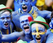 5000 шведов перекроют движение в Киеве