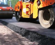Городские власти потратят 28 млн. гривен на асфальт в Днепровском районе