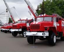 Попов купит столичным МЧСникам новые пожарные машины