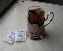 Пассажиров железной дороги без их согласия поили чаем