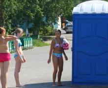 На городских пляжах Киева появятся туалеты