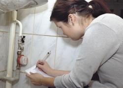 Малообеспеченные киевляне будут платить за воду по счетчику