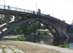 Венецианский мост в Гидропарке реконструируют за 14 млн. гривен