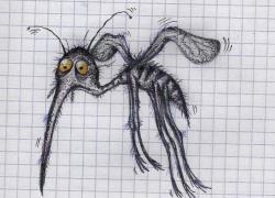 Наболевшая тема – уничтожение комаров