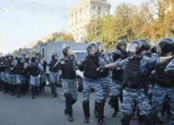 1300 МВДшников будут обеспечивать порядок на Европейской площади в Киеве