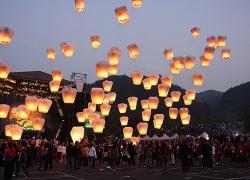 МЧС просит жителей не запускать небесные фонарики