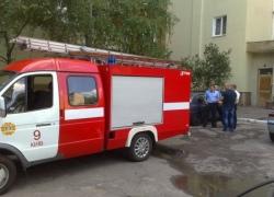 Пожар в Киеве - есть жертвы и пострадавшие