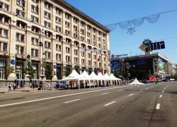 После демонтажа фан-зоны Майдан Незалежности ждет lite-реставрация