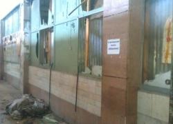 В Киеве горела сушильная камера Киевского радиозавода