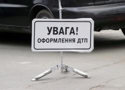 В Киеве травмировались два мотоциклиста
