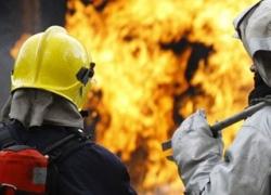 Ночью в Киеве в огне погибла пожилая женщина
