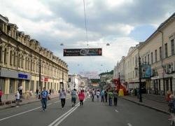 Улица Сагайдачного станет пешеходной зоной