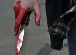 Под Киевом молодая жена решила семейный конфликт при помощи ножа