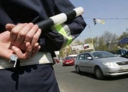 """Автомобилист пытался """"угостить"""" инспектора ГАИ 400 гривнами"""