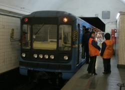 В киевском метро у пассажира случился эпилептический приступ