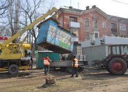 Ларьки останутся в Киеве, но они будут легальными