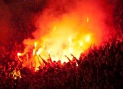 Суд обязал украинских болельщиков возместить ущерб ФФУ