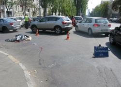 За два дня в Киеве погибли два пешехода
