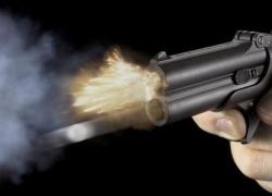 Киевлянин через глазок входной двери застрелил мальчика