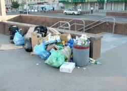В Киеве увеличат количество мусорных урн