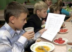 Столичные школьники должны хорошо питаться - КГГА