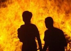 В результате пожара в жилом доме погибли два человека