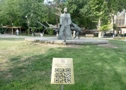 У киевских памятников появятся QR-коды