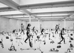 Британский художник покажет в Киеве три грандиозные инсталляции