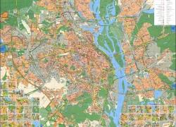 Власти обновят транспортную карту Киева