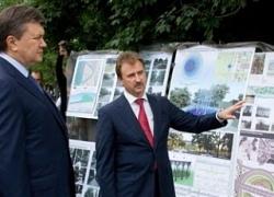 Янукович сказал Попову, что в Киеве не должно быть долгостроев