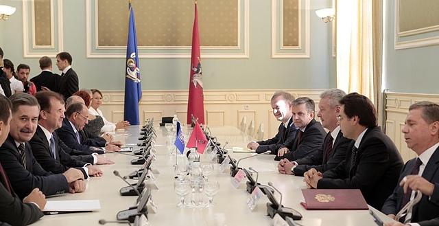 Глава КГГА предложил мэру Москвы соревнования: кто лучше - Киев или Москва?