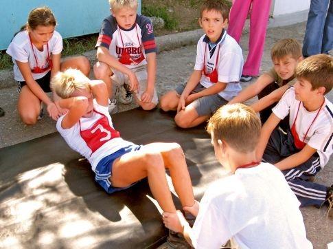 Учителя физкультуры будут определять нагрузку для ребенка вместе с врачами