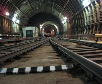 Киевляне не смогут рассчитаться за метро на Троещину?