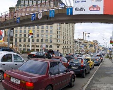 Водителям предложили новую схему движения во время ремонта Почтовой площади