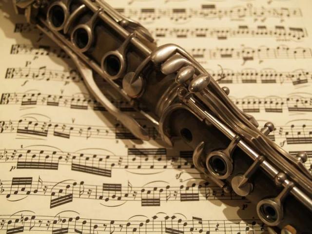 "Живая музыка может носить особенный характер - квартет кларнетистов ""Optimum"""