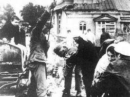 Миллионное население Киева осталось без воды - события 17 сентября 1941 года