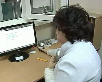 В поликлиниках Шевченковского района появится Интернет