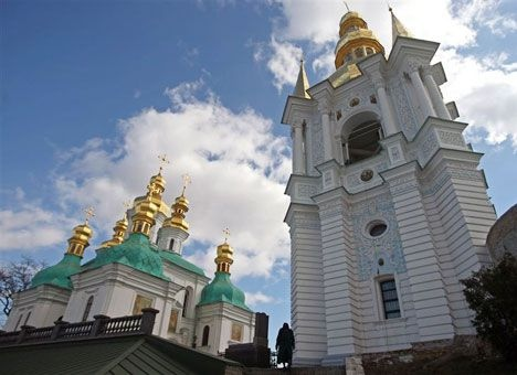 Киевляне будут развивать Киево-Печерский заповедник