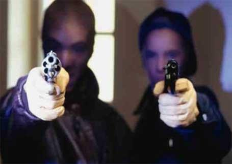 Милиция задержала в Киеве новоявленных Бонни и Клайда