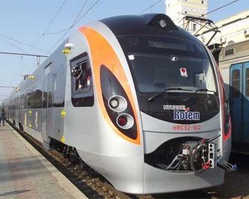 """В поездах """"Украинский экспресс"""" пассажиры по желанию могут покушать"""