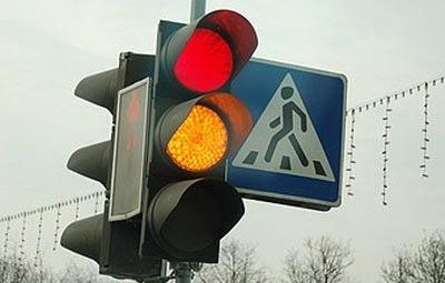 На Троещине школьникам обезопасили жизнь светофорами