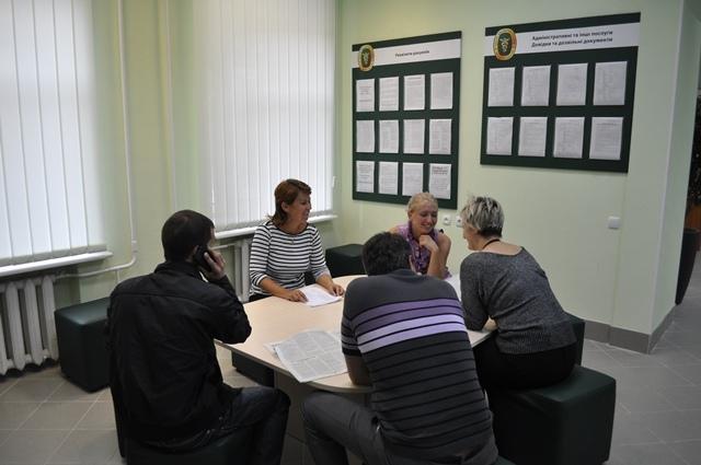 """Налоговики провели """"круглый стол"""" в новом формате"""