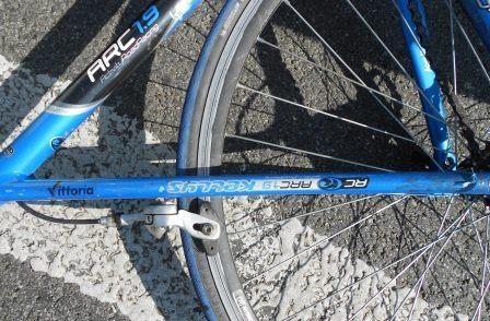 На тренировке погиб 15-летний велосипедист