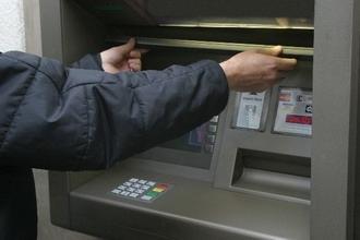 В Киевской области в очередной раз обокрали банкомат