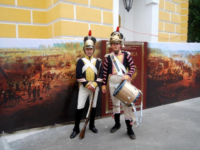 В Киеве открылась уникальная выставка, посвященная 200-летию войны 1812 года
